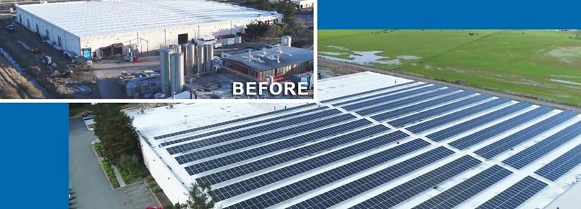 lagunitas petaluma solar panels
