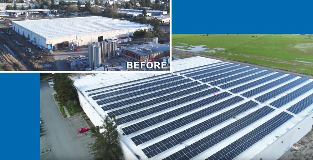 Lagunitas Solar Panels