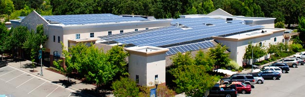 Multi-Contact Commercial Solar Power Plant in Windsor, CA