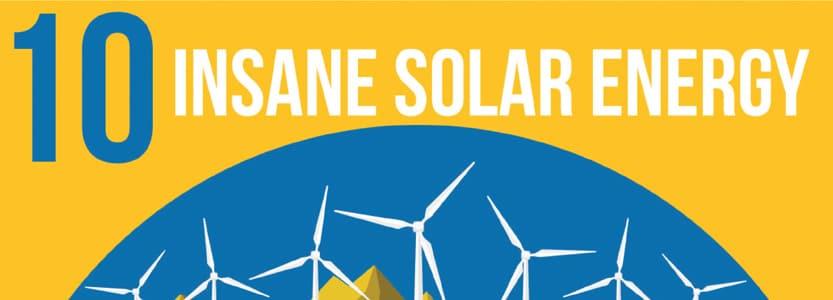 solar energy stats